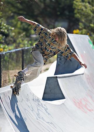 Portrero Skatepark Sept 9th 2010
