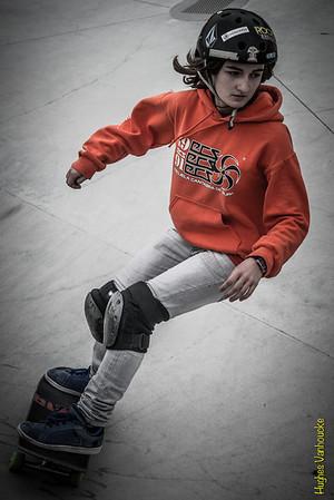 Skate @ Somo - Cantabria - España