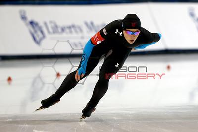 Speedskating: U.S. Olympic Trials-1000m