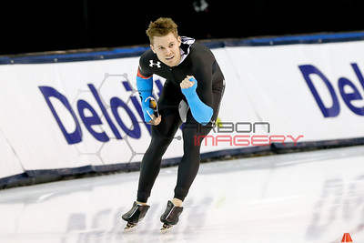 Speedskating: U.S. Olympic Trials-1000m