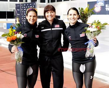 Speedskating: U.S. Olympic Trials-500m
