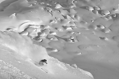 S. Adam Siltanen, Lake Louise Ski Area