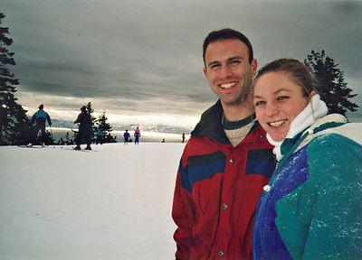 Josh and Cindy (mid 1990's?)