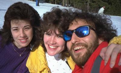 Helen, Liza, Shep