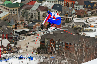 Audi FIS Ski Cross World Cup 2012