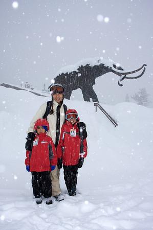 Ski Mammoth 2010