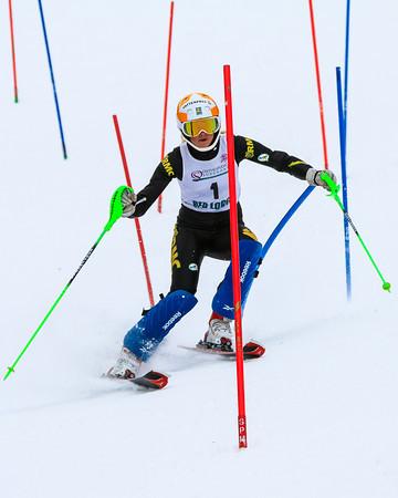 RMC Ski Race at RLM (01-19-14)