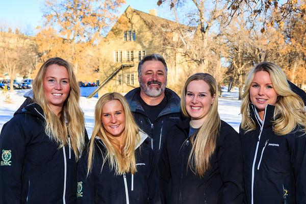 womens ski team
