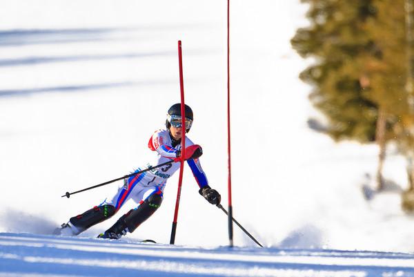 Slalom Ski Race (01-23-11)
