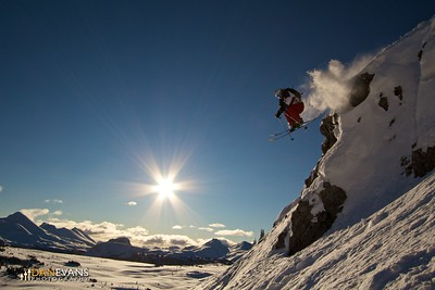 Michael Hall - Headwall Sunshine Village