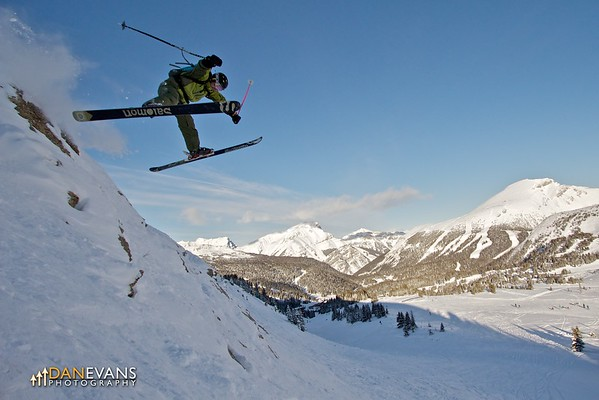 Spread this! skier: James Ford