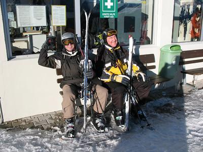 Ski Trip 2007 Mayrhofen/Austria 5th day (31/01/07)