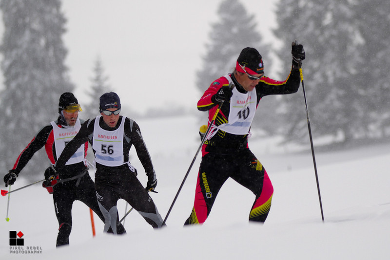 La Sibérienne 2013<br /> Dusaussoy Guillaume (110), Mooser Markus (56)