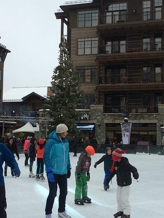 Ski trip to Northstar Dec 2015