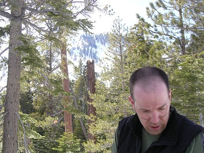 Tahoe '05  Day 2:  Jake's Peak