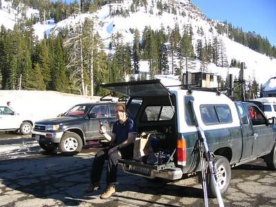 Tahoe '05  Day 3: Alpine Meadows