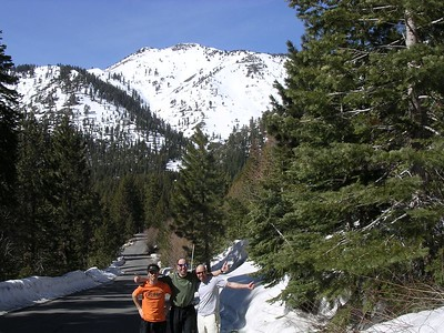 Tahoe '05  Day 4:  Mt. Rose Knob-Third Creek