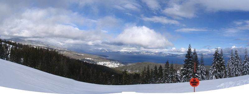 Tahoe '06, Day 3, Alpine Meadows