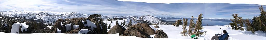 Tahoe '06, Day 4, Hidden Peak.