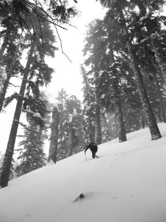 Tahoe '06, Days 0 & 1, Travel-Stanford Rock