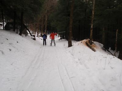 Skiing 2010-11
