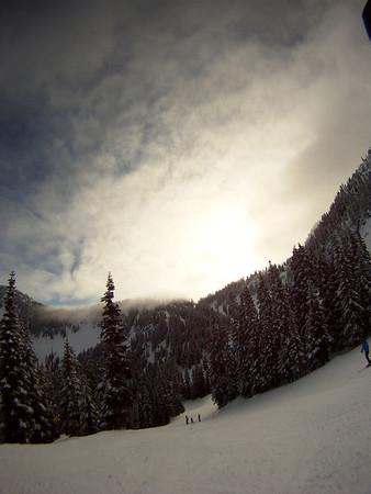 Skiing & Boarding - Winter 2012