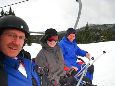 Skiing Jan 2009 Tamarack