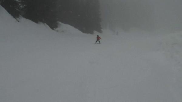 Skiing Winter '09-'10