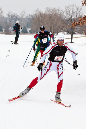 2009 REI Frosty 5/15K Freestyle XC Ski Race