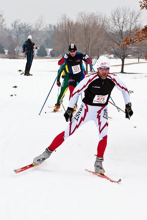 2009 REI Frosty 5/15K Freestyle XC Ski Race
