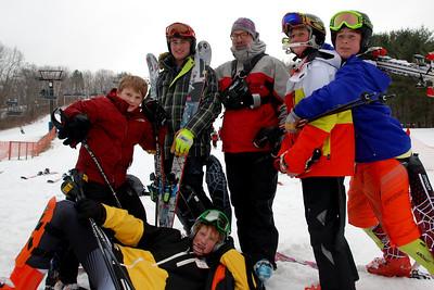 2011 Rover Ski Team