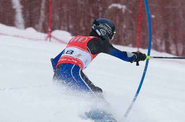 20120106 U20 RACE ALPINE SKI CLUB