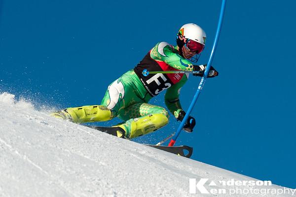 2014 Nor Am Finals Slalom Canada Olympic Park
