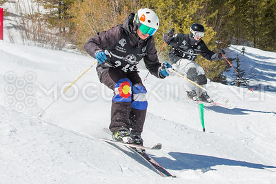 2018 Rocky Mountain Freestyle Divisional Dual Mogul Championshps