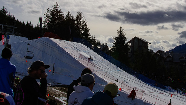 Snowboard Big Air 08 (crash)