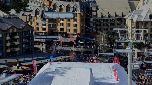 Snowboard Big Air 07