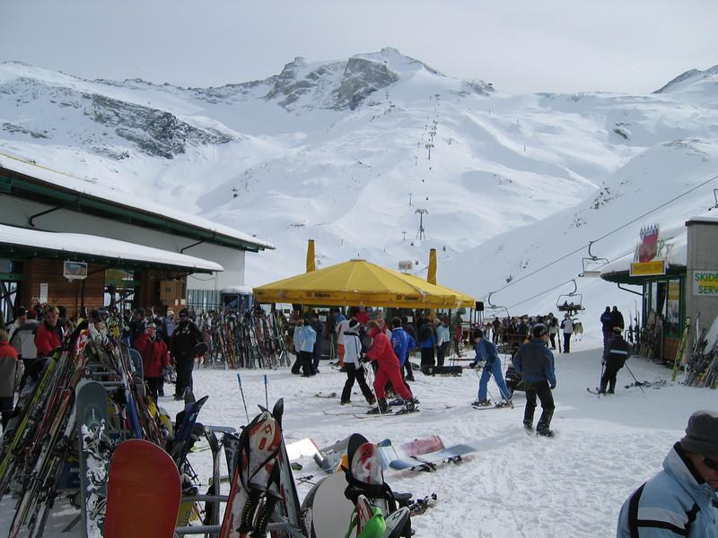 Apres-ski (Hintertux)