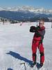 ski tow (Dachstein in background)