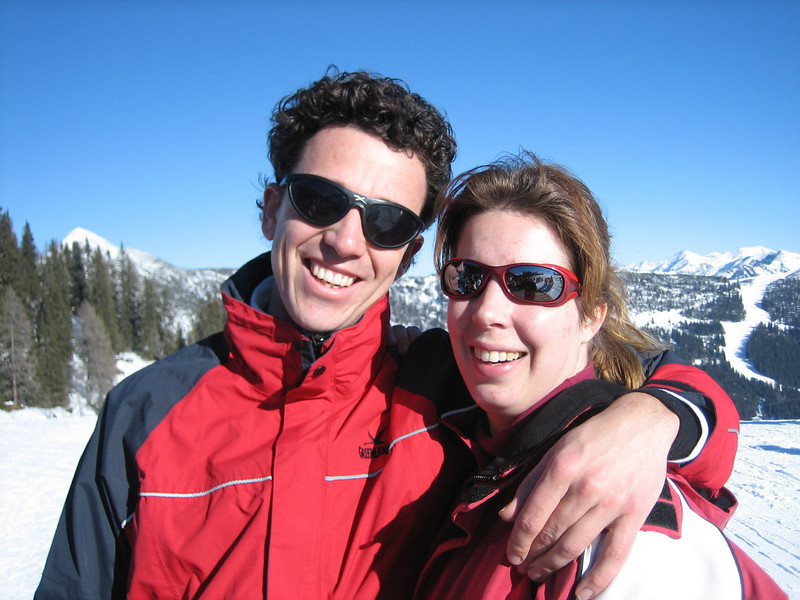 Robert and Saskia (Radstadt)