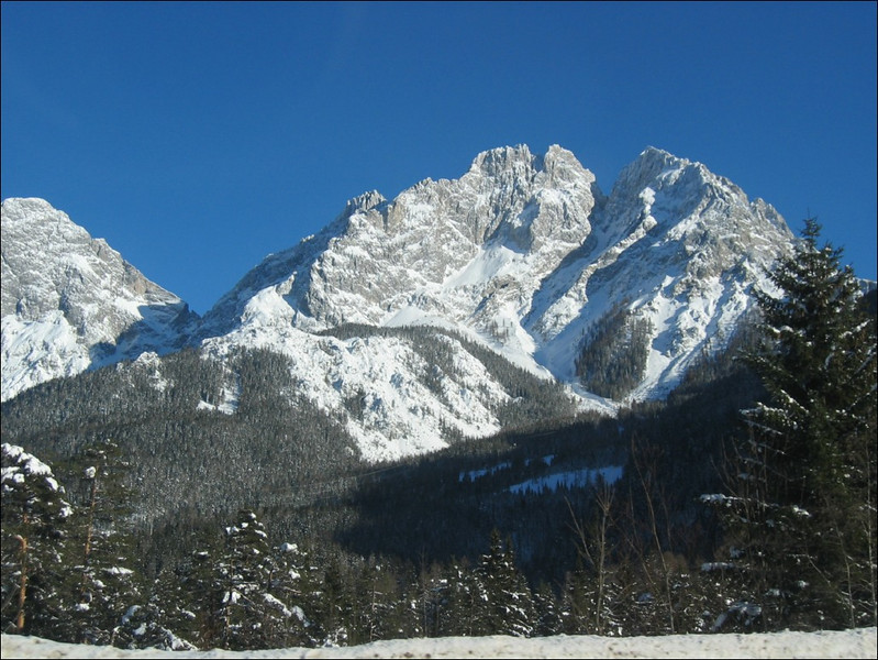 Zugspitze (South Germany)