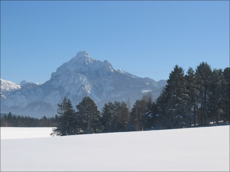 Zugspitze, Highest mountain of Germany (South Germany)