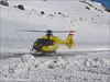 rescue-heli (Soelden, Otztaler Alps)