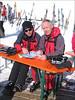 map reading (Soelden, Otztaler Alps)
