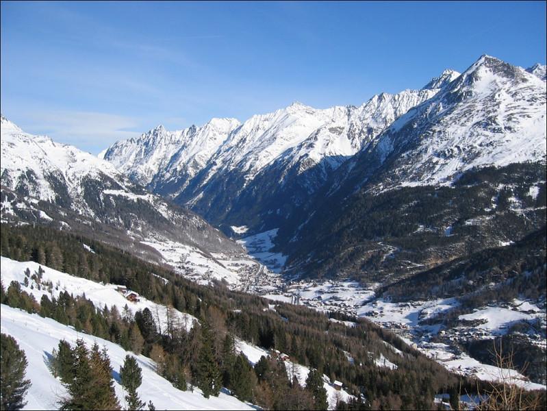 Soelden, Otztaler Alps