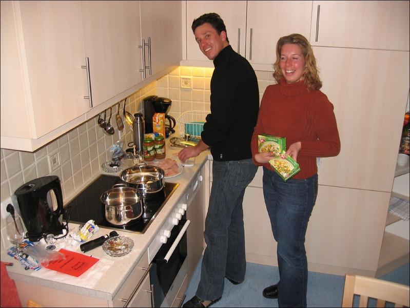 kitchen (Soelden, Otztaler Alps)