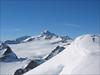 Otztaler Alps wit Wildspitze (Soelden,Otztal)