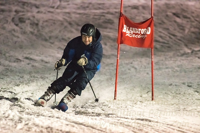 Blandford Ski Area Corporate Racing Jan. 11, 2017