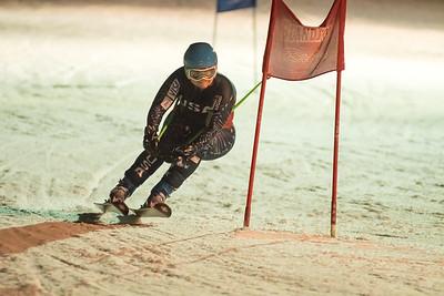 Blandford Ski Area Corporate Racing 2017 on January 11, 2017.