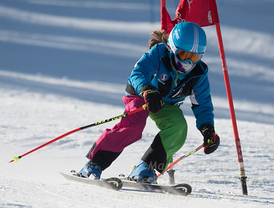 Family Challenge Race at Blandford Ski Area on February 4, 2017