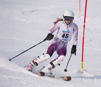 Lacour, Kyra at U19 Race at Blandford Ski Area on January 30, 2016